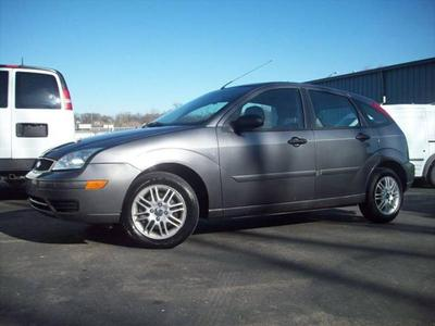 2006 Ford Focus ZX5 for sale VIN: 1FAHP37N66W176435