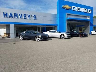 Harvey Chevrolet Buick Cadillac Image 3