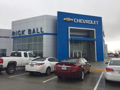 Rick Ball Chevrolet Buick GMC Cadillac Image 9