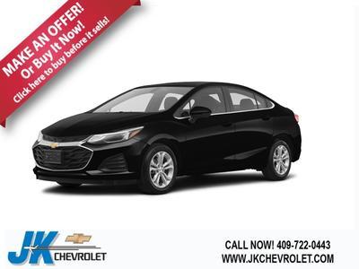 2019 Chevrolet Cruze LT for sale VIN: 1G1BE5SM6K7126888
