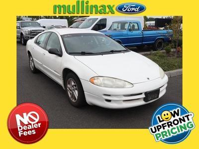 2001 Dodge Intrepid SE for sale VIN: 2B3HD46R51H671103