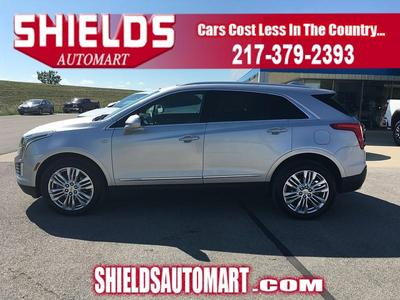 Cadillac XT5 2017 for Sale in Paxton, IL