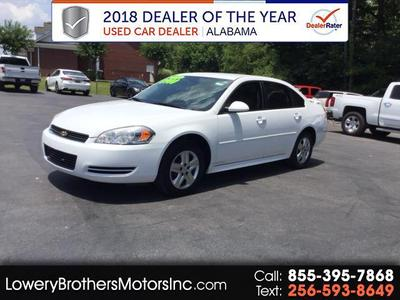 2011 Chevrolet Impala Fleet for sale VIN: 2G1WF5EK0B1119196