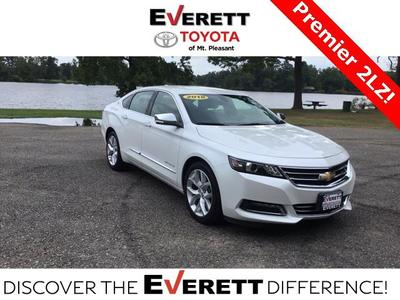 Chevrolet Impala 2018 for Sale in Mount Pleasant, TX