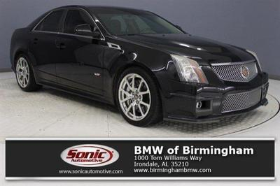 2011 Cadillac CTS-V Base for sale VIN: 1G6DV5EP6B0145927