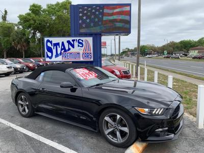 2015 Ford Mustang V6 for sale VIN: 1FATP8EM4F5336156