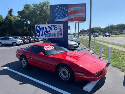Chevrolet Corvette 1985 for Sale in Leesburg, FL