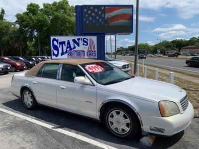 Cadillac DeVille 2004 a la venta en Leesburg, FL