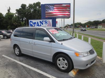 2001 Honda Odyssey EX for sale VIN: 2HKRL18601H541020