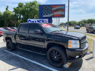 2013 Chevrolet Silverado 1500 LTZ for sale VIN: 3GCPKTE21DG233570