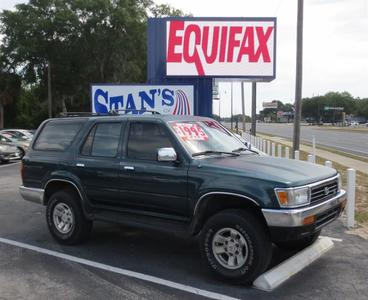 1995 Toyota 4Runner SR5 for sale VIN: JT3VN29V9S0063414