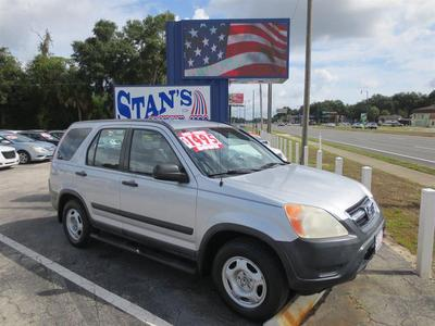 2003 Honda CR-V LX for sale VIN: SHSRD68483U100884