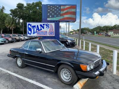 Mercedes-Benz SL-Class 1983 for Sale in Leesburg, FL