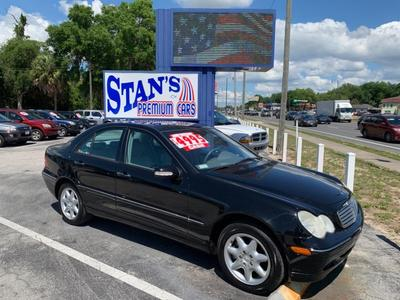 2001 Mercedes-Benz C-Class C320 for sale VIN: WDBRF64J11F049698