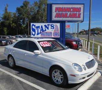 2004 Mercedes-Benz E-Class  for sale VIN: WDBUF65J64A545350