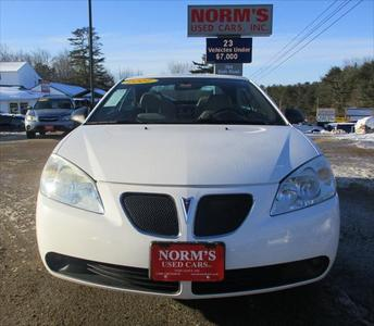 2007 Pontiac G6 GT for sale VIN: 1G2ZH361X74145183