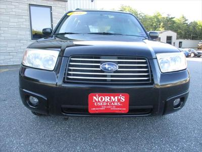 Subaru Forester 2007 for Sale in Wiscasset, ME