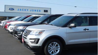 Jacky Jones Ford-Lincoln Image 1