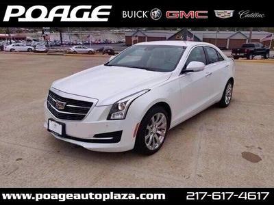 Cadillac ATS 2017 a la venta en Quincy, IL