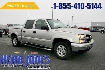 2006 Chevrolet Silverado 1500  for sale VIN: 2GCEK13Z561298817