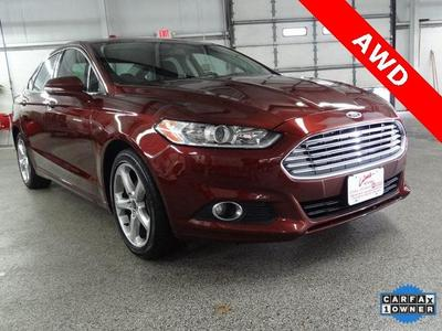 2016 Ford Fusion SE for sale VIN: 3FA6P0T9XGR170950