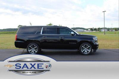 Chevrolet Suburban 2016 for Sale in Belle Plaine, MN