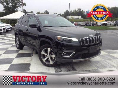 Jeep Cherokee 2020 for Sale in Charlotte, NC