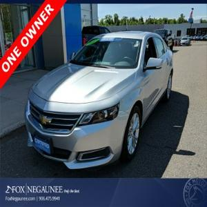 2015 Chevrolet Impala  for sale VIN: 2G1125S39F9219758