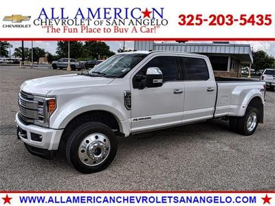 Ford F-450 2019 for Sale in San Angelo, TX