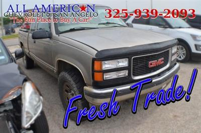 1998 Chevrolet 1500 Silverado for sale VIN: 1GCEK19R7WR141899