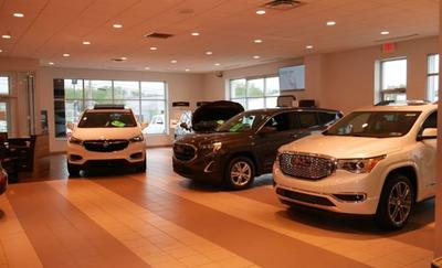 Kenny Ross Chevrolet Buick GMC Image 6