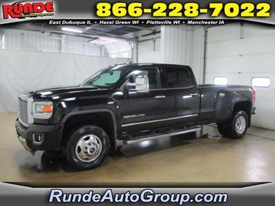 GMC Sierra 3500 2015 undefined undefined East Dubuque, IL