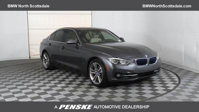 2018 BMW 330e iPerformance for sale VIN: WBA8E1C54JA762810