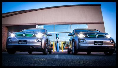 BMW of Charlottesville Image 1