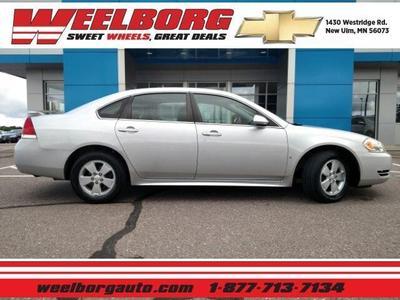 2010 Chevrolet Impala LT for sale VIN: 2G1WB5EK5A1110729