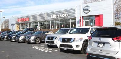 Benson Nissan Spartanburg Image 1