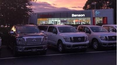 Benson Nissan Spartanburg Image 2