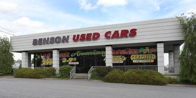 Benson Nissan Spartanburg Image 9