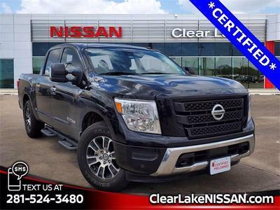 Nissan Titan 2021 for Sale in League City, TX