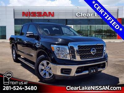 Nissan Titan 2017 for Sale in League City, TX