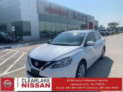 Nissan Sentra 2017 for Sale in League City, TX