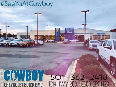 Cowboy Chevrolet Buick GMC Image 1