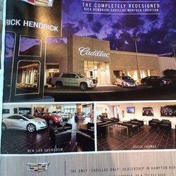 Rick Hendrick Cadillac Image 1