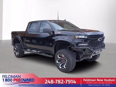 Chevrolet Silverado 1500 2020 for Sale in New Hudson, MI