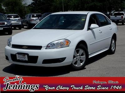 2011 Chevrolet Impala Fleet for sale VIN: 2G1WG5EK7B1159756