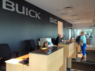 Rick Matthews Buick GMC Image 1