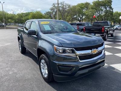 Chevrolet Colorado 2020 for Sale in Inverness, FL