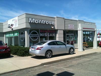 Montrose Buick GMC Cadillac Image 1