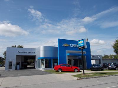 Hartway Motors Chevrolet Image 1