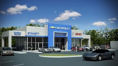 Stinnett Chevrolet Buick Chrysler Jeep Dodge RAM Image 1